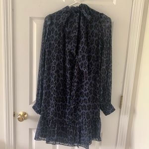 kate spade Dresses - Blue Kate Spade Dress